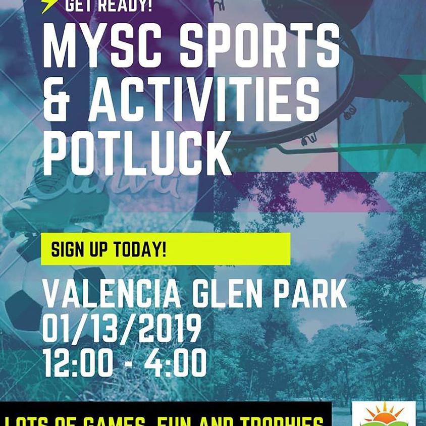 MYSC Sports & Activities Event