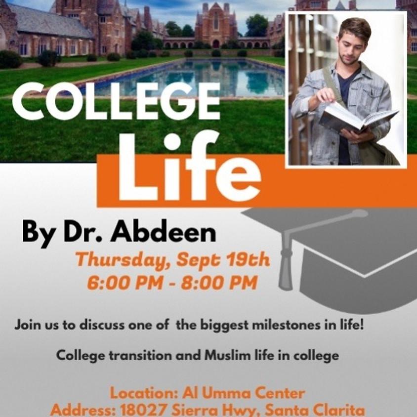 Muslim Life in College