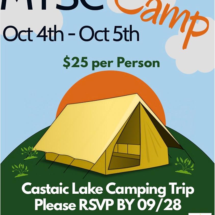MYSC October Camping