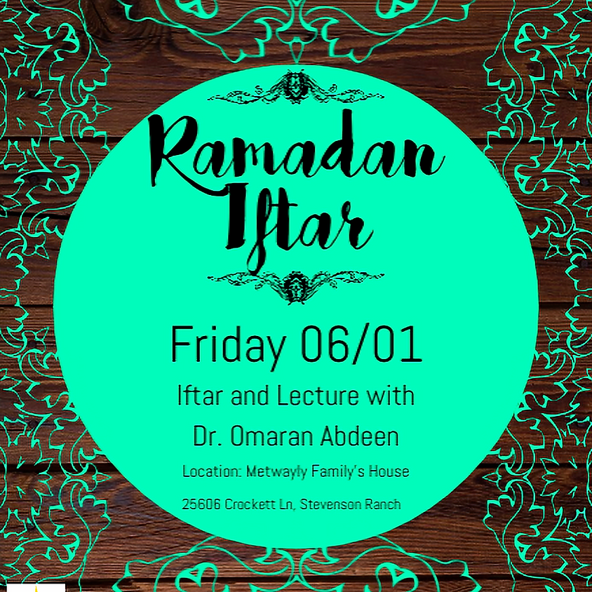 Youth Ramadan Iftar