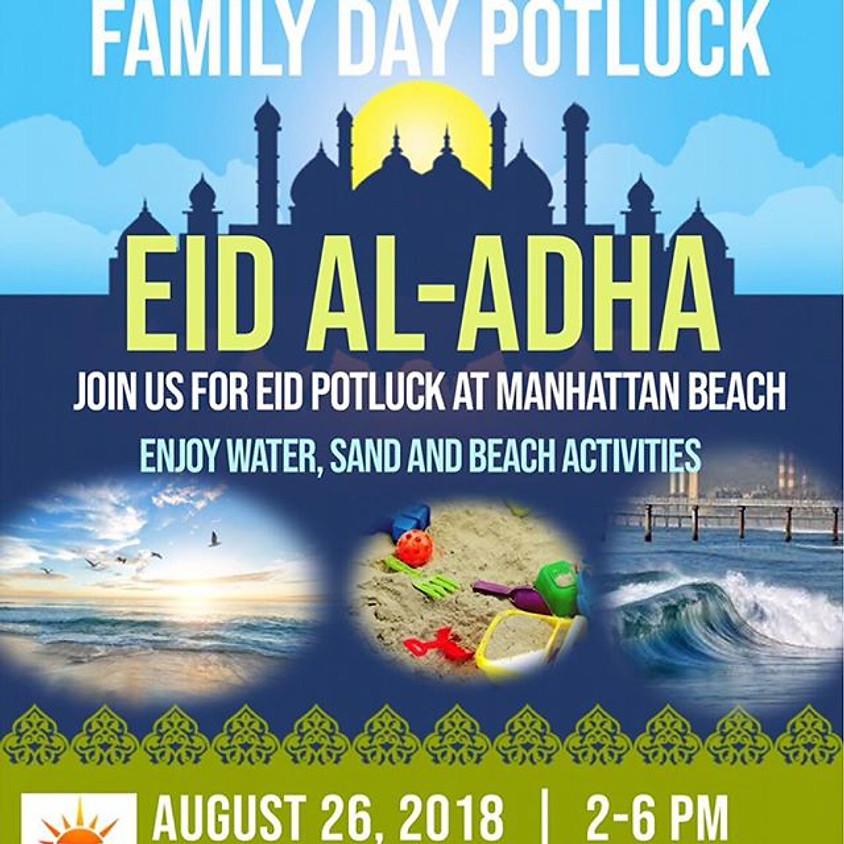 Eid Potluck - Manhattan Beach