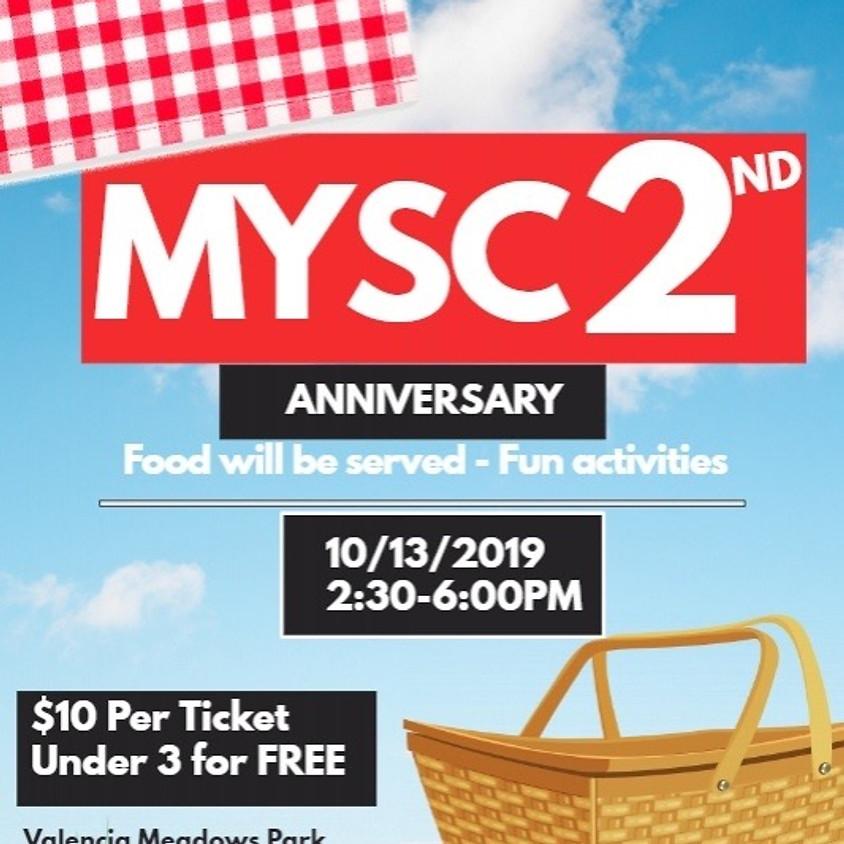 MYSC Anniversary