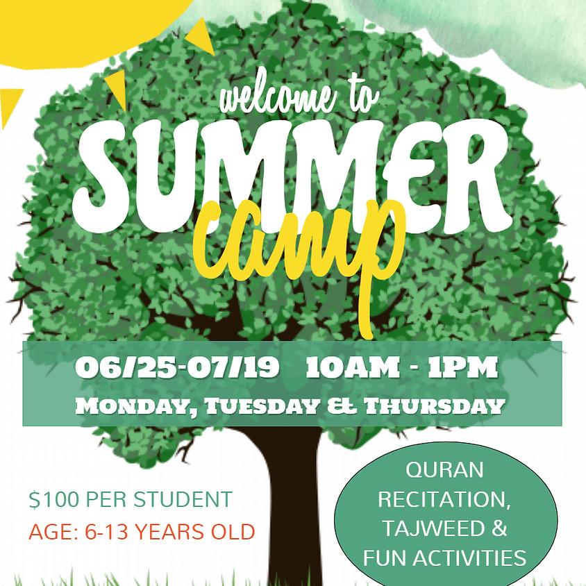 MYSC & Al-Umma Summer Camp (1)