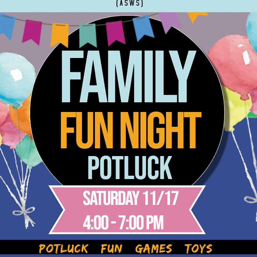 MYSC Family Night & Potluck