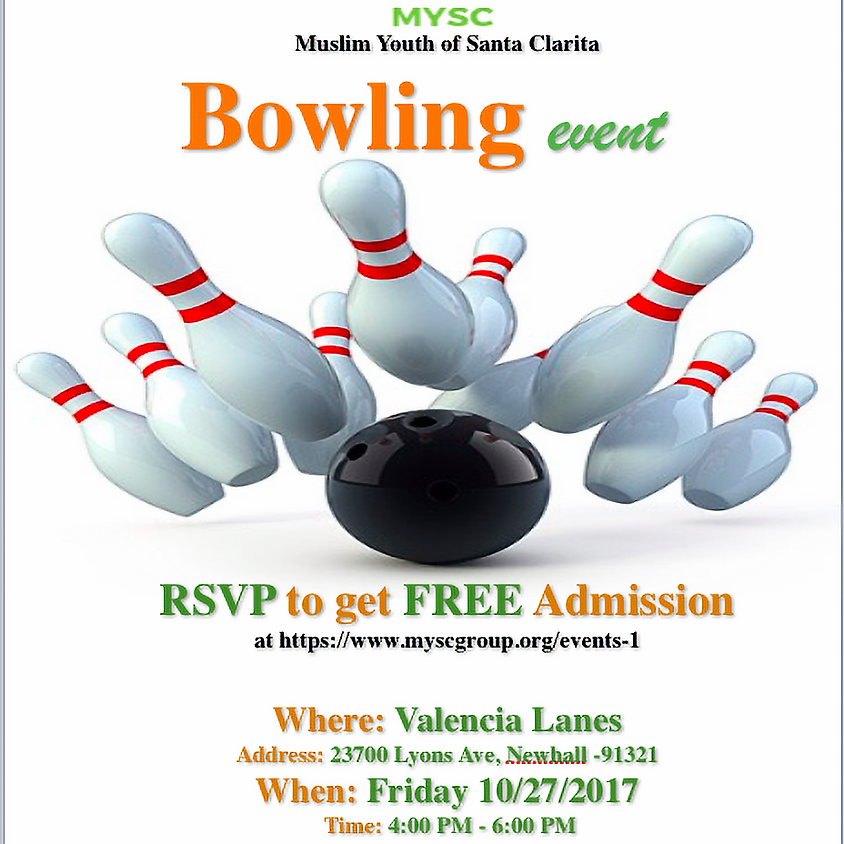 Bowling Event!