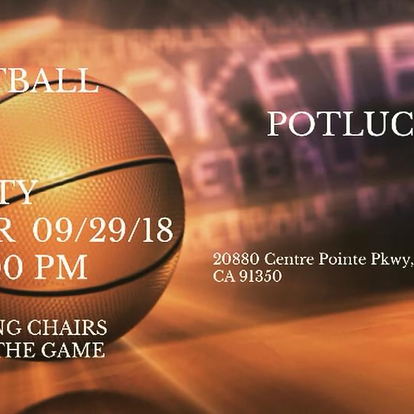 MYSC Basketball and Potluck Event
