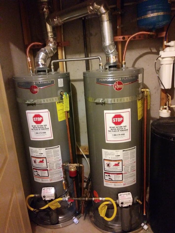 Mubata - New Water Heaters