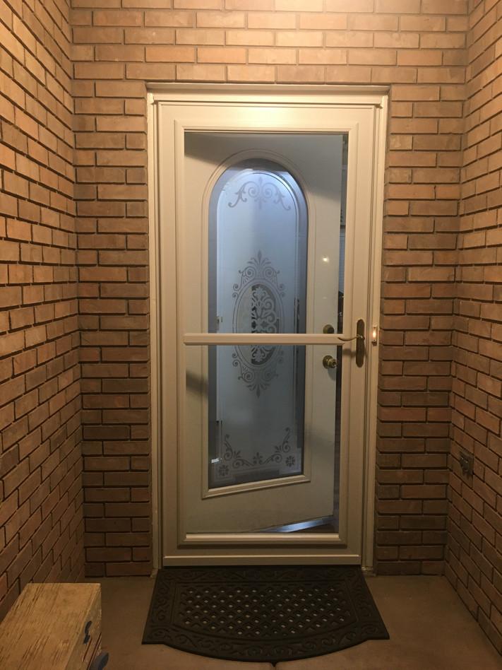 Reid - New Screen/Security Door