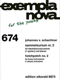 Johannes X. Schachtner: Sammelsurium