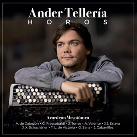 Ander Telleria - HOROS