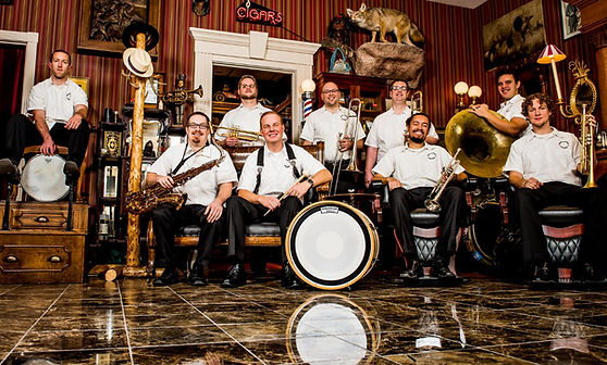 Jack Brass Band at Preservation Hall