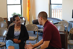 AAA and seniors conversating.JPG
