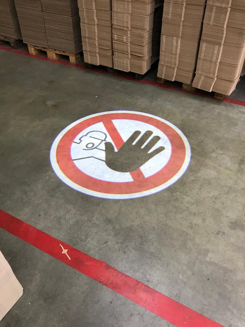 do not enter pictogram