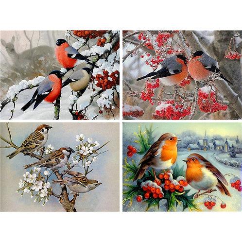 Diamond Painting Birds Full Square