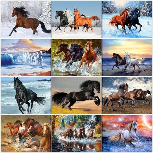 Diamond Painting Horse Full Square