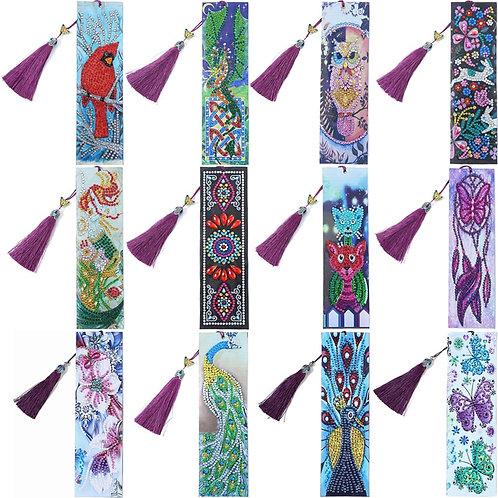 Diamond Painting Bookmark