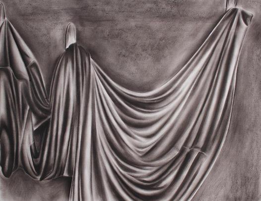 Heavy Cloth Life Drawing