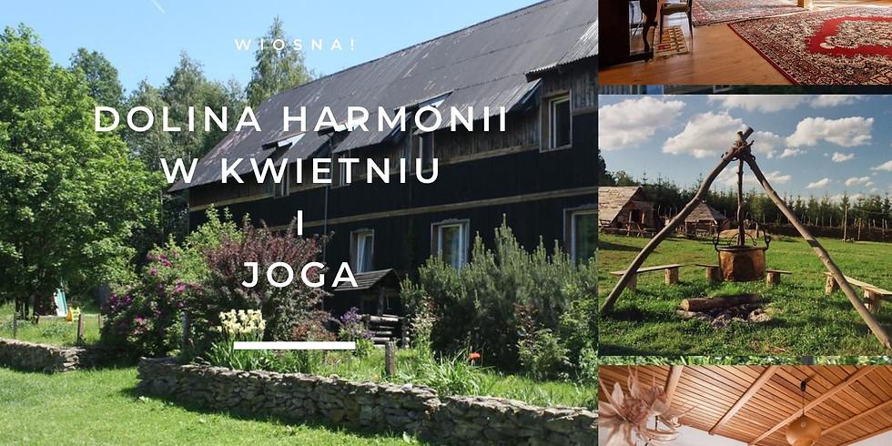 Kobieta w Dolinie Harmonii - otwórz się na wiosnę w Sobię