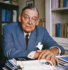 A Birthday Note to T S Eliot