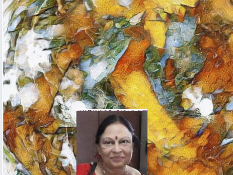 Arc Prose Poetry Anthology 2021, A Narratolyric Prose Poem By Jyotirmaya Thakur