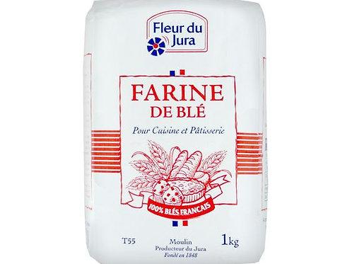 Farine T55 France