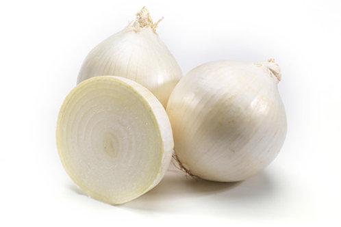 Oignons blanc (4 pièces gros calibre)