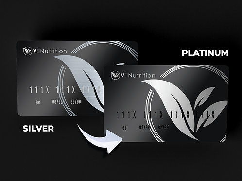 Silver to Platinum Upgrade Package