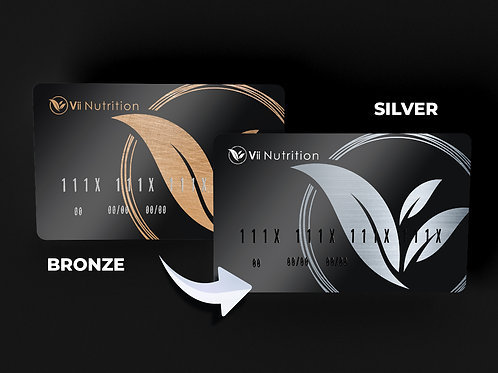 Bronze to Silver Upgrade Package