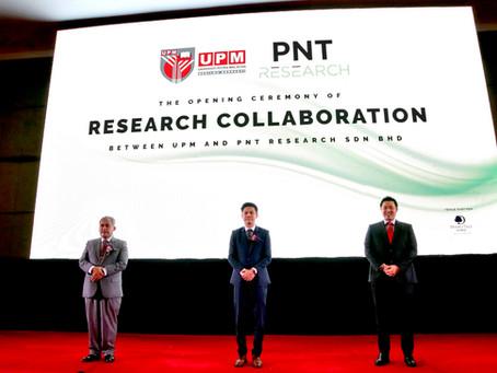 MalaysiaKini-Universiti Putra Malaysia bekerjasama dengan PNT Research