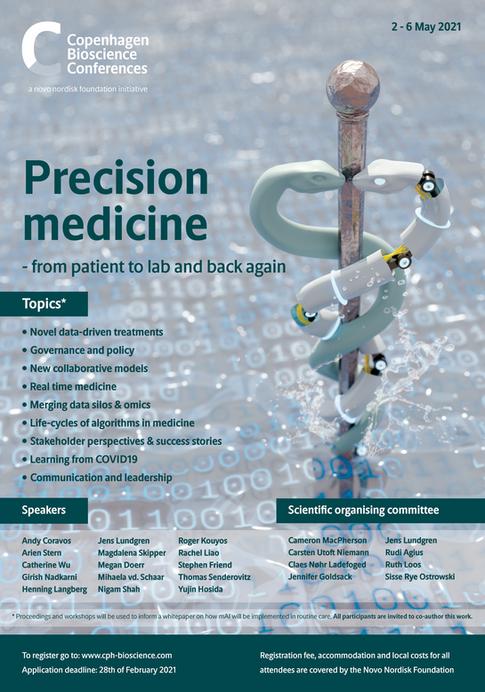 Conference Announcement: Precision Medicine