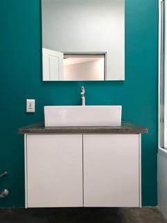 Bathroom renovations by AD Plumbing