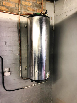 Geyser Fitting by AD Plumbing