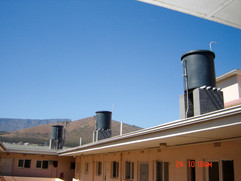 Water Tanks fitted by AD Plumbing Cape Town