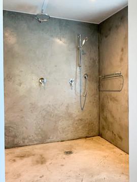 Beautifully renovated bathroom by Andrew Duncan Plumbing.