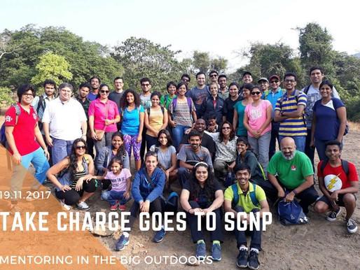 Mentor/Mentee Trek to Sanjay Gandhi National Park