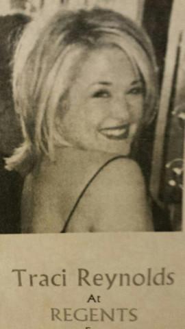 Traci Reynolds, 2001