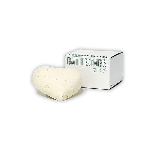 Organic THC infused bath bombs 50mg THC