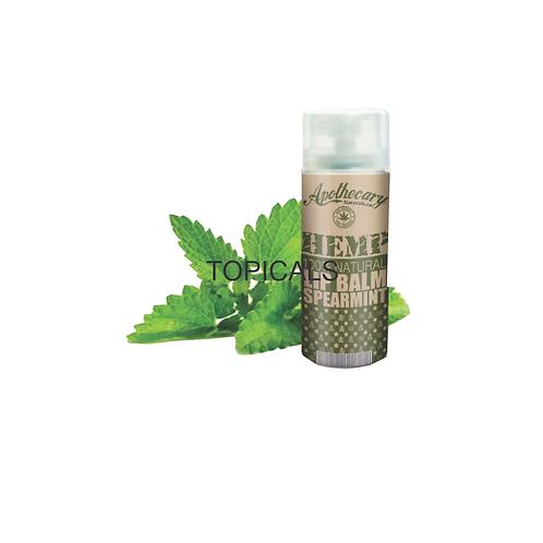 Apothecary Spearmint Lip Balm (4.5ml)