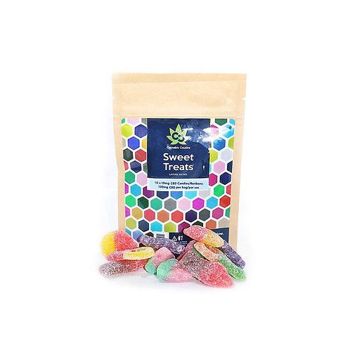 Sweet Treats – CBD Gummies – Assorted – 100mg