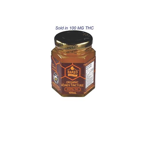 Organic Honey Tincture 100mg THC