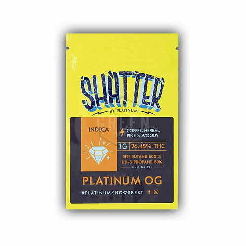 Platinum Shatter Platinum OG