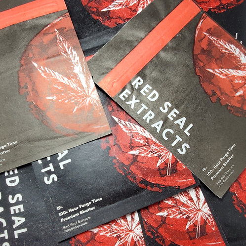 RED SEAL. (SHATTER)