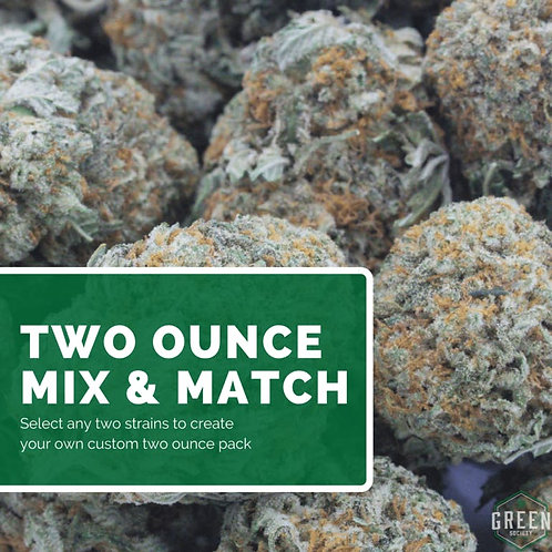 2 ounce Mix and Match - Build your own two ounces