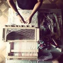 Ateliers Celine  - Weaving atelier - Artist atelier
