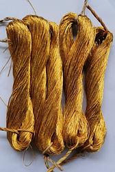 Ateliers Celine  - Weaving atelier - Golden thread