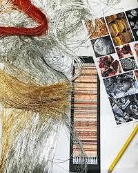 Ateliers Celine  - Weaving atelier - Concept board
