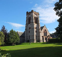 St Paul's Church Colwyn Bay