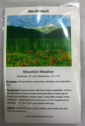 """Mountain Meadow"" Kit"