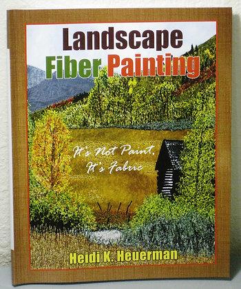 Fiber Painting Book