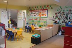 Happy Feet Pre school Room 2